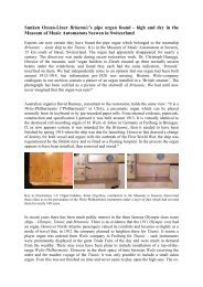 Sunken Ocean-Liner Britannic's pipe organ found - high and dry