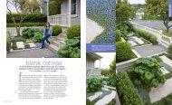 blank canvas - Kirsten Sach   landscape designer