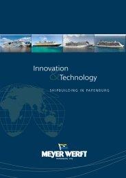 Innovation Technology - Meyer Werft