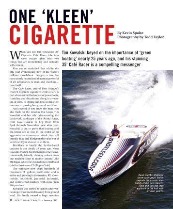 Bio-Kleen Article Performance Boats Magazine January 2012 ...