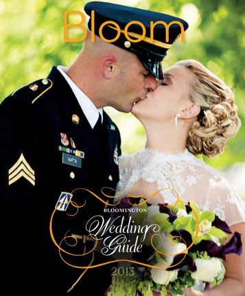 Download the Wedding Guide Here! - Bloom Magazine