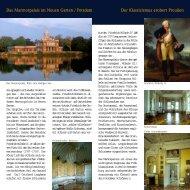 Flyer download (131KB) - Stiftung Preußische Schlösser und Gärten