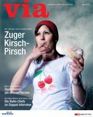 Zuger Kirsch- Pirsch - Zug Tourism