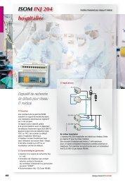 ISOM INJ 204 hospitalier - Socomec