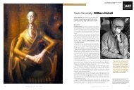 Yours Sincerely: William Dobell - Australian Art Collector
