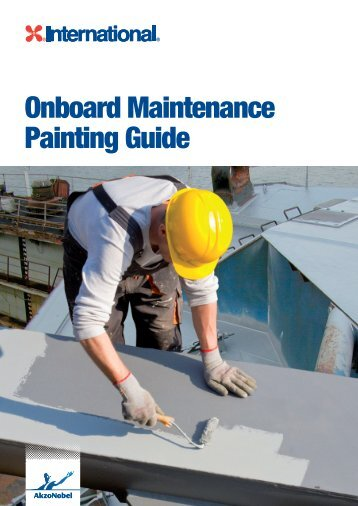 Onboard Maintenance Painting Guide - International Marine Coatings