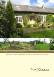 2 Home Farm Cottages | Axwell Hall | Tyne & Wear - Fine & Country