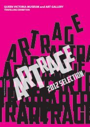 ARTRAGE2012 SELECTION - Queen Victoria Museum and Art Gallery