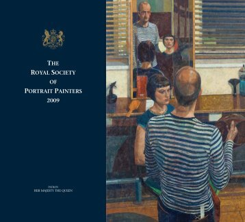 RP catalogue 09 - Royal Society of Portrait Painters