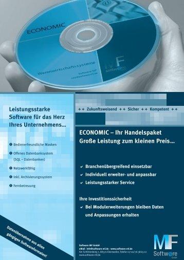 Download Flyer Economic Holzhandelspaket - Software MF GmbH