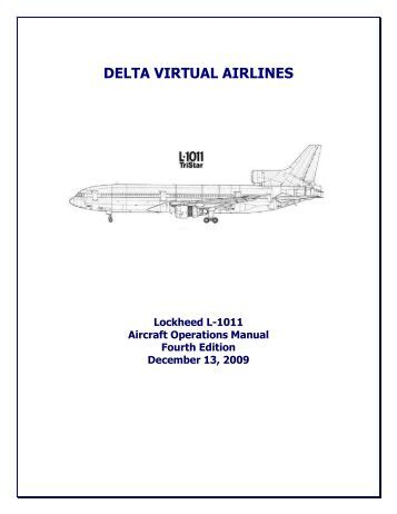 Boeing 737 800 Operating manual Pdf