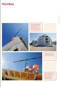 Spezialitäten Tiefbau - Werner Marty AG - Seite 7