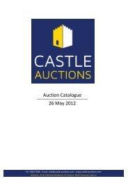 download catalogue - Castle Auctions in Limassol