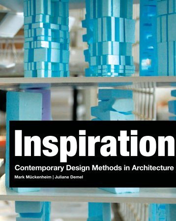 Contemporary Design Methods in Architecture - exhibitions ...