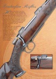 Centerfire Rifles Hunters - Webnode
