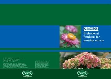 Download Osmocote brochure