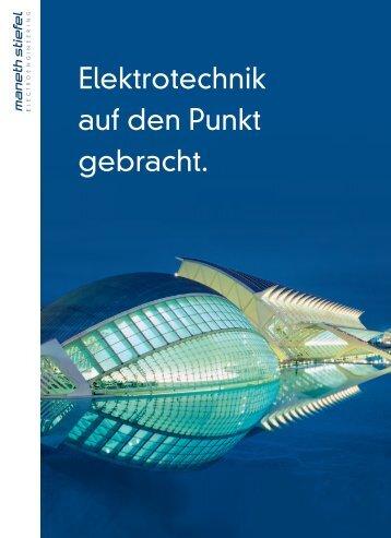 Image Broschüre - maneth stiefel ag