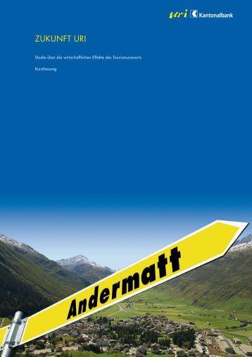 Kurzfassung - berggebiete.ch