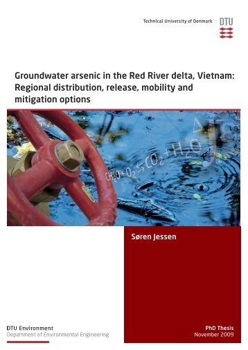Groundwater arsenic in the Red River delta, Vietnam ... - Fiva