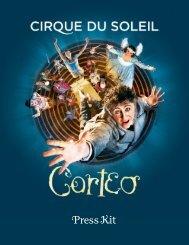 Corteo: Press Kit - Cirque du Soleil