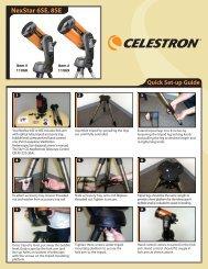 NexStar 6SE, 8SE - Celestron