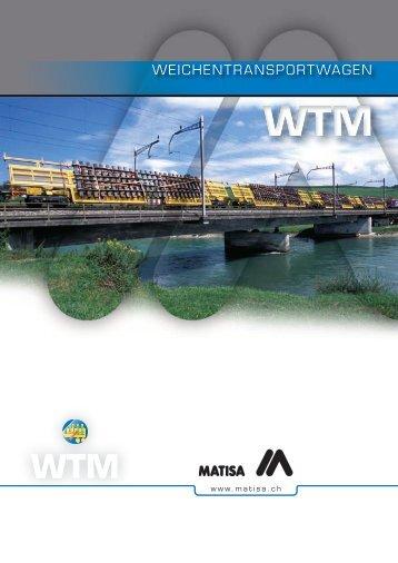 WTM - MATISA Matériel Industriel SA