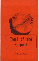 Trail of the Serpent - The French Connection