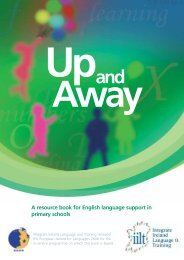 Up and Away - National Council for Curriculum and Assessment