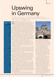 Upswing in Germany - Hothouse Media