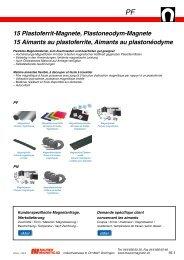 PF - Maurer Magnetic AG