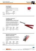 31 Magnetwerkzeuge 31 Magnetic tools - Maurer Magnetic AG - Page 6