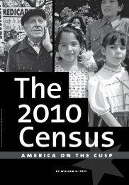 The 2010 Census - Milken Institute