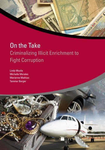 On the Take - ISBN: 9780821394540 - United Nations Office on ...