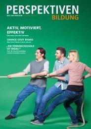 aktuelle Ausgabe Bildung  04/2012 - Srh
