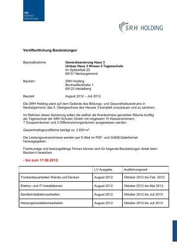 Musterfirma GmbH - Srh