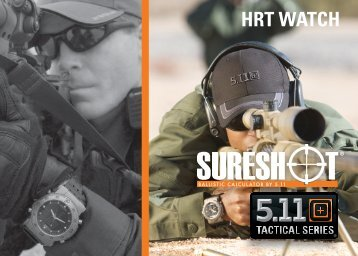 HRT WATCH - 5.11 Tactical