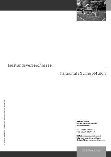 LV Fallschutz-Mulch