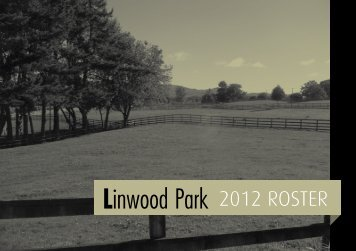 Linwood Park thoroughbred stud Cambridge New Zealand owner