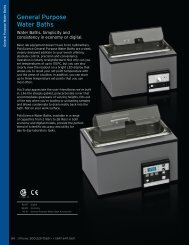 General Purpose Water Baths - PolyScience