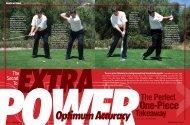 One Piece Takeaway - Brett Taylor Golf