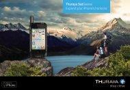 Thuraya SatSleeve Expand your iPhone's horizons