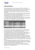 SÄKERHETSRAPPORT 2009 - SSAB - Page 2