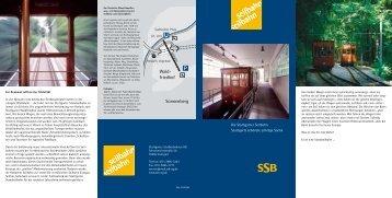 Flyer Seilbahn - SSB