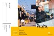 Servicegarantie - SSB
