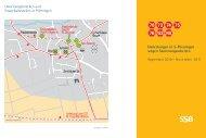 Umleitungen in S-Plieningen wegen Sanierungsarbeiten ... - SSB