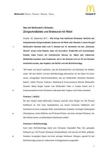 download pdf 3168 kb kinderland von mc donalds - Mc Donalds Bewerbung