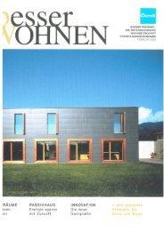 BESSER WOHNEN - - Dietrich | Untertrifaller Architekten