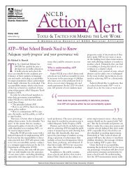 AYP—What School Boards Need to Know - National School Boards ...
