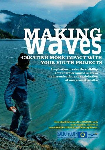 Making Waves - Jugend in Aktion
