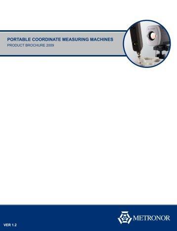 portable coordinate measuring machine